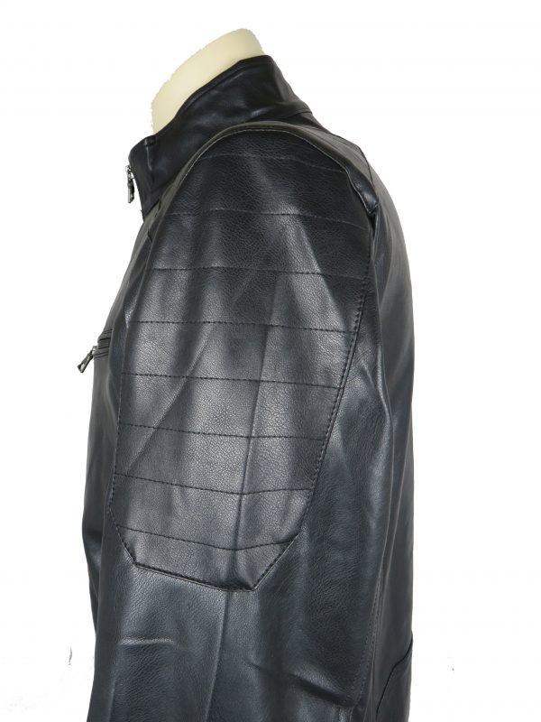 Privato FR 1679 Ανδρικό Μπουφάν Μαύρο 4