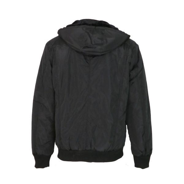 Privato 3000 Ανδρικό Μπουφάν  Μαύρο 5