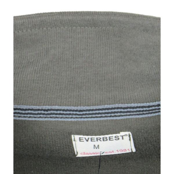 Everbest cw 18050 Ανδρική Ζακέτα Χακί 5