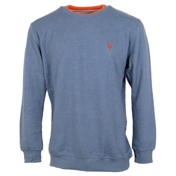 Pre End 22-100246 Ανδρικό Μπλουζάκι Μπλέ Της Θάλασσας 3