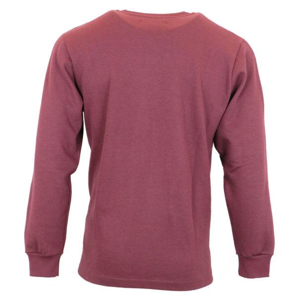 Everbest CW18049 Ανδρικό Μπλουζάκι Ρίπ Μπορντό 6