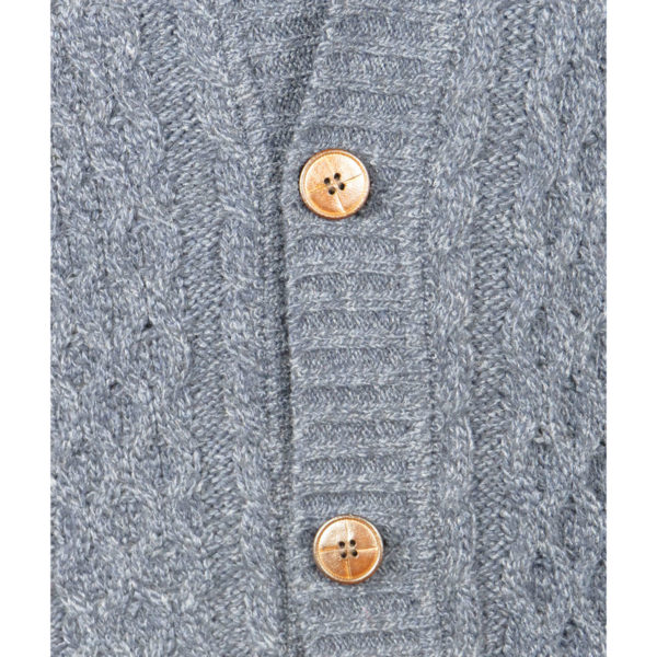 Art In Wool 000504 Ανδρική Ζακέτα Ίντιγκο 5