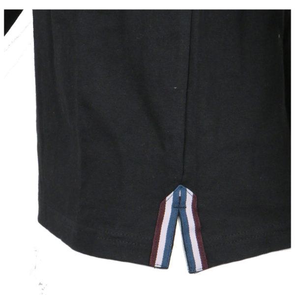 Santa Monica Polo Club Μ606517C Ανδρικό Πόλο Μαύρο 7