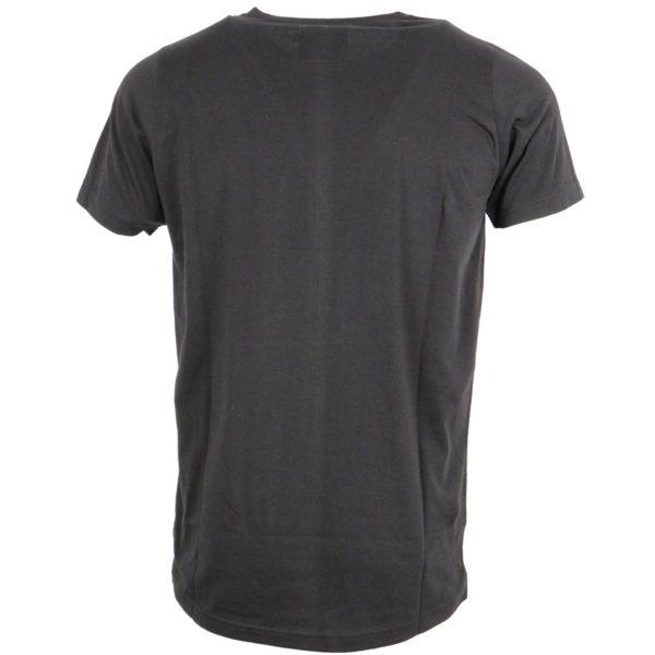 Cotton 4All 19-706 Ανδρικό Μπλουζάκι Μαύρο 4
