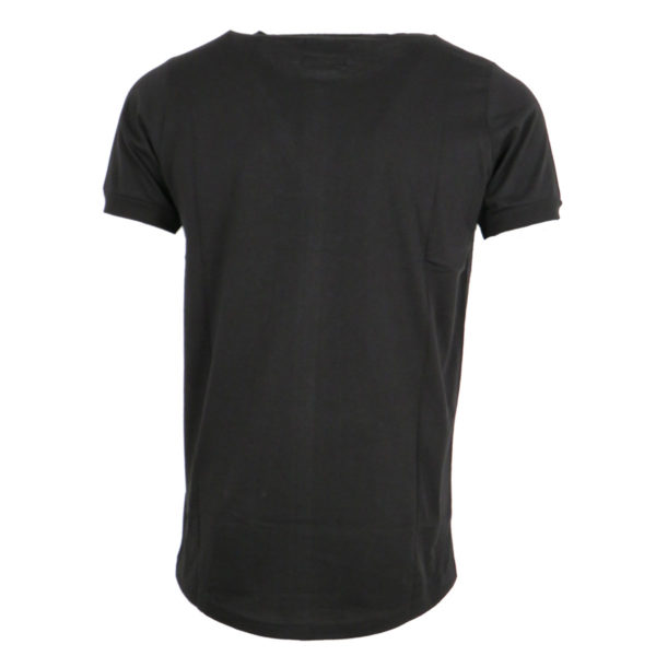 Cotton 4All 710 Ανδρικό Μπλουζάκι Μαύρο 4