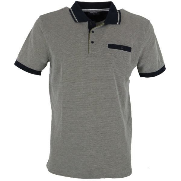 Pre End 27-100321 Ανδρική Μπλούζα Λαδί 3