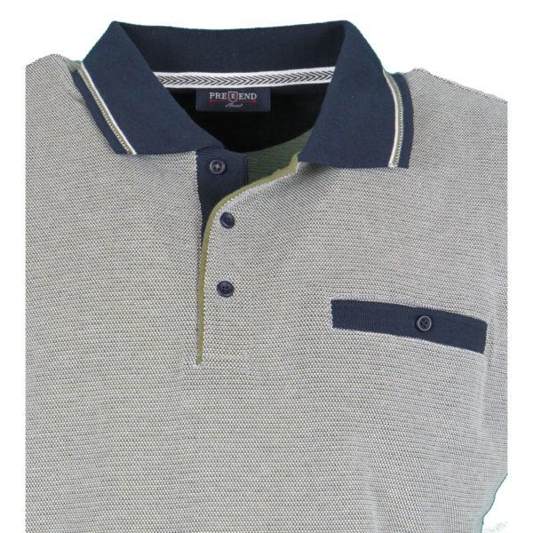 Pre End 27-100321 Ανδρική Μπλούζα Λαδί 6