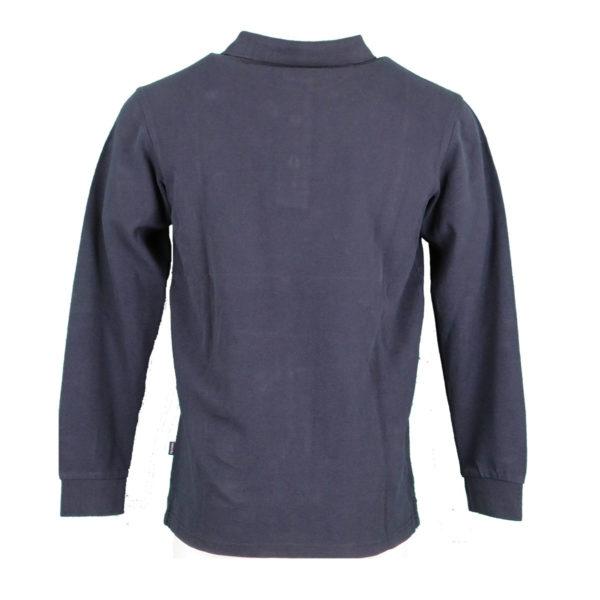 Makis Tselios BT244 Ανδρική Μπλούζα Μπλέ 4