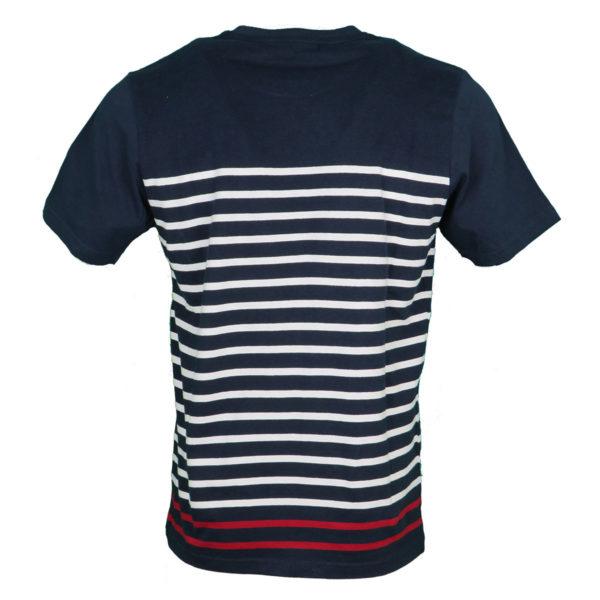 Pre End 28-100243 Ανδρικό Μπλουζάκι Μπλέ 7050 4