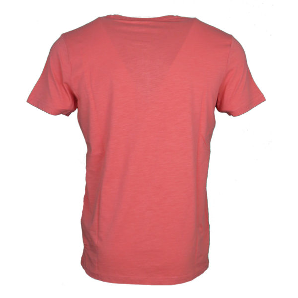 Tiffosi 15-10003068 Ανδρικό Μπλουζάκι Κοραλλί 4