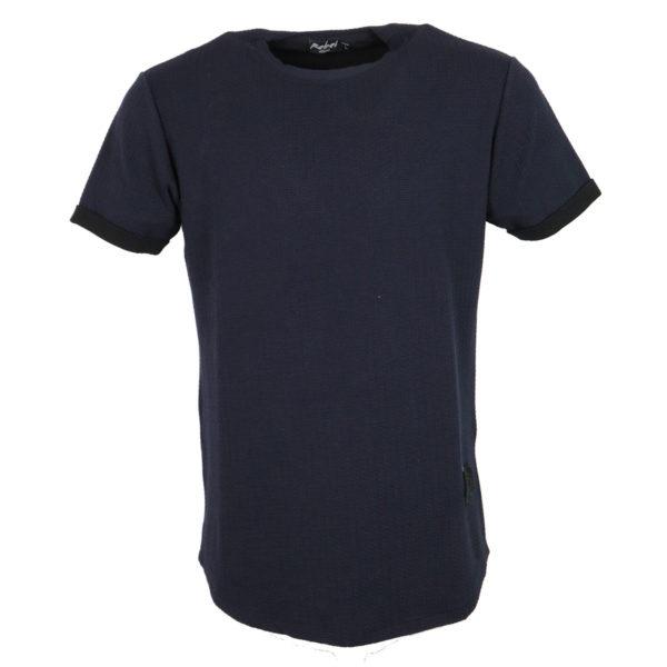 Rebel 8025 Ανδρική Μπλούζα Μπλέ 3