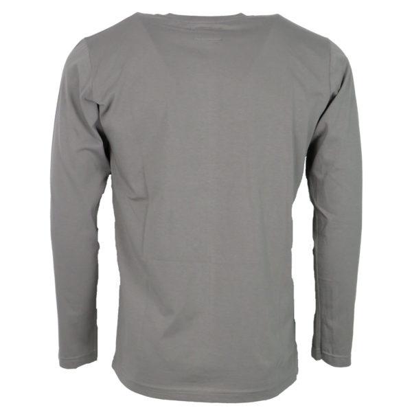 Cotton 4All 16-600 Ανδρικό Μπλουζάκι Γκρί 4