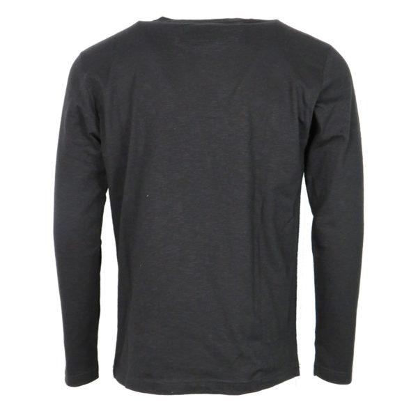 Cotton 4All 19-618 Ανδρικό Μπλουζάκι Μαύρο 4