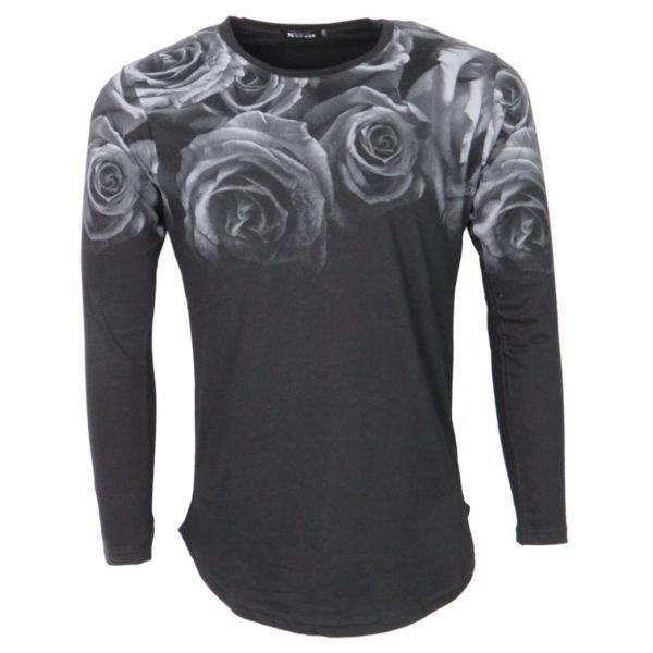 So Fashion 79010 Ανδρικό Μπλουζάκι Μαύρο 3