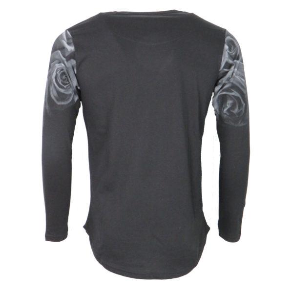 So Fashion 79010 Ανδρικό Μπλουζάκι Μαύρο 4