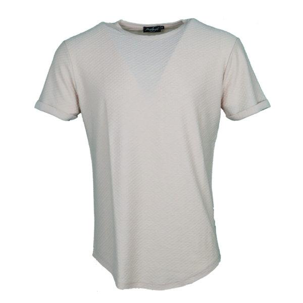 Rebel 8023 Ανδρική Μπλούζα Σομόν 3