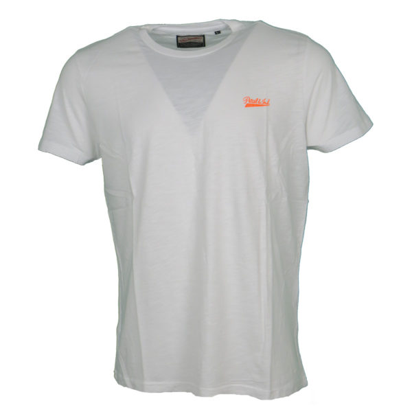 Petrol SS10-TSR683 Ανδρική Μπλούζα Λευκό 3