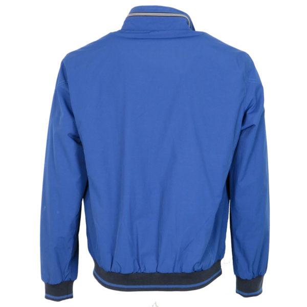 Blue Green 171405 Ανδρικό Μπουφάν Μπλέ Ρουά 4