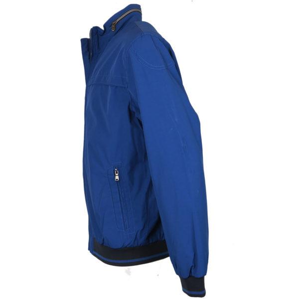 Blue Green 171405 Ανδρικό Μπουφάν Μπλέ Ρουά 5