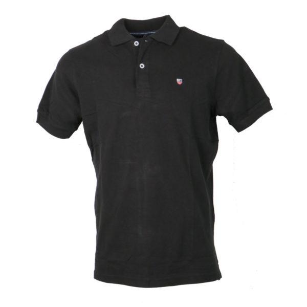NEW YORK TAILORS 011.15 Basic Ανδρικό Μπλουζάκι Μαύρο 3