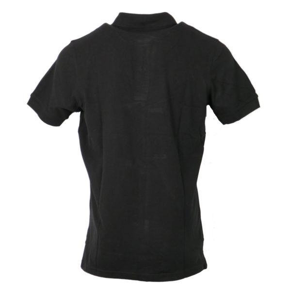 NEW YORK TAILORS 011.15 Basic Ανδρικό Μπλουζάκι Μαύρο 4