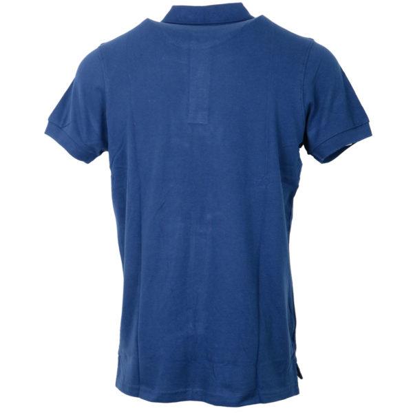 NEW YORK TAILORS 011.15 Basic Ανδρικό Μπλουζάκι Μπλέ Ρουά 4