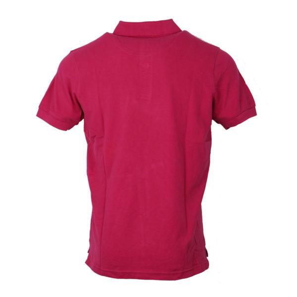 NEW YORK TAILORS 011.15 Basic Ανδρικό Μπλουζάκι Φούξια 4