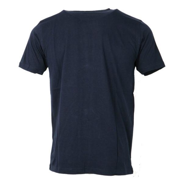 NEW YORK TAILORS 012.15 Caribean Ανδρικό Μπλουζάκι Μπλέ 4