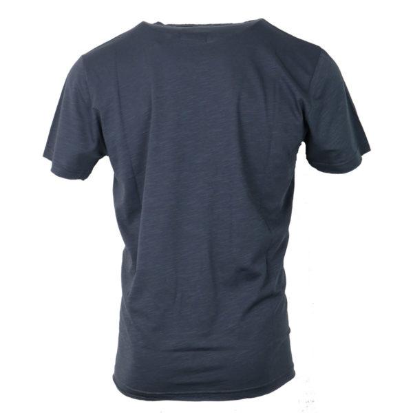 NEW YORK TAILORS 012.15 Island Ανδρικό Μπλουζάκι Μπλέ 4
