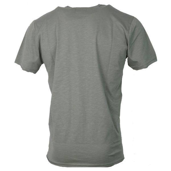 Cotton 4All 735 Ανδρικό Μπλουζάκι Βεραμάν 4