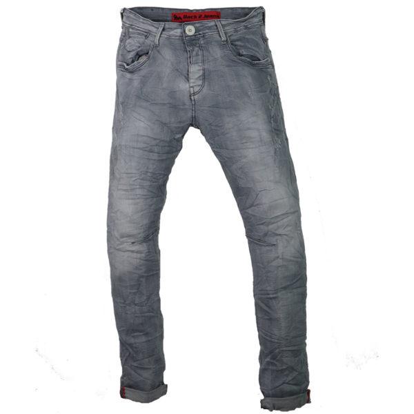 Back 2Jeans B21 Ανδρικό Τζίν Γκρί 3
