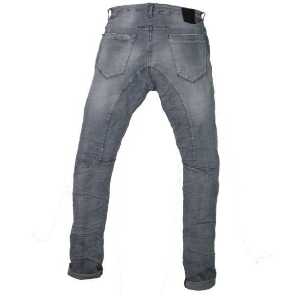 Back 2Jeans B21 Ανδρικό Τζίν Γκρί 6
