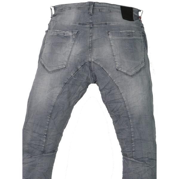 Back 2Jeans B21 Ανδρικό Τζίν Γκρί 5