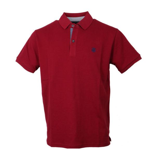 Everbest CS 19132 Ανδρική Μπλούζα Κόκκινο 3