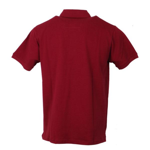 Everbest CS 19132 Ανδρική Μπλούζα Κόκκινο 4