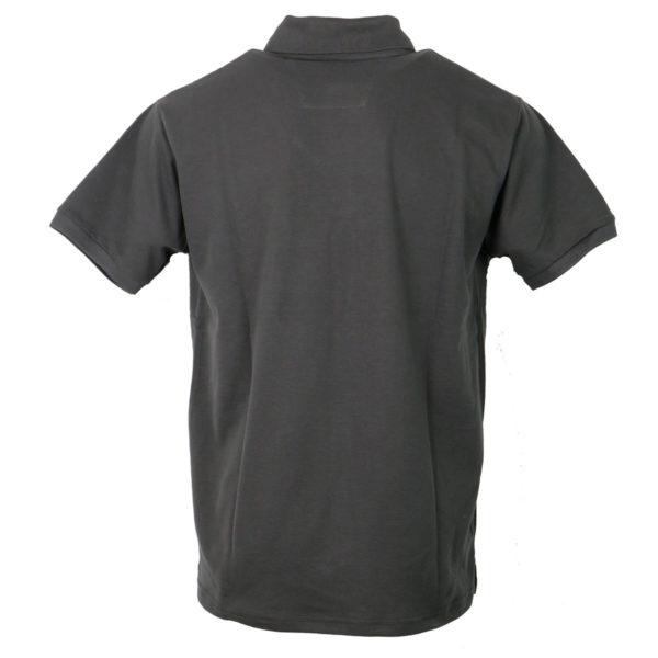 Everbest CS 19132 Ανδρική Μπλούζα Γκρί Σκούρο 4