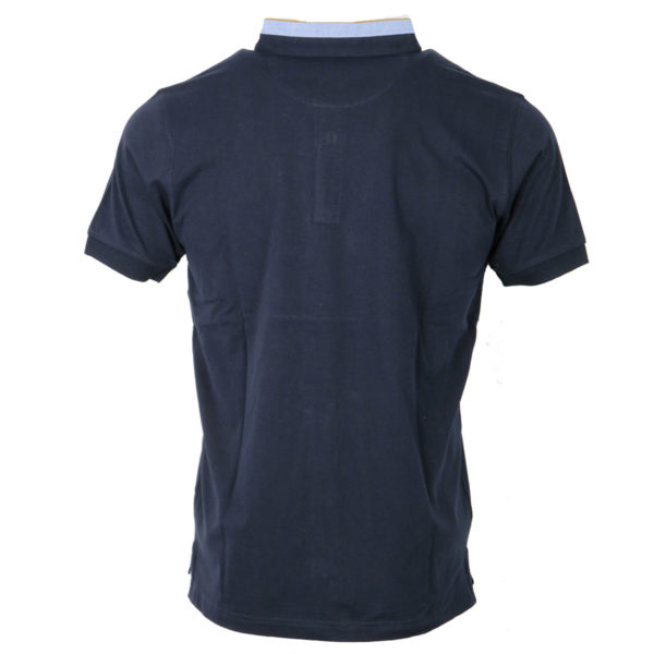 NEW YORK TAILORS 011.15 Bravos Ανδρικό Μπλουζάκι Μπλέ 4