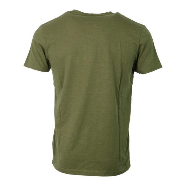 Tiffosi 15-10003068 890 Ανδρικό Μπλουζάκι Χακί 4