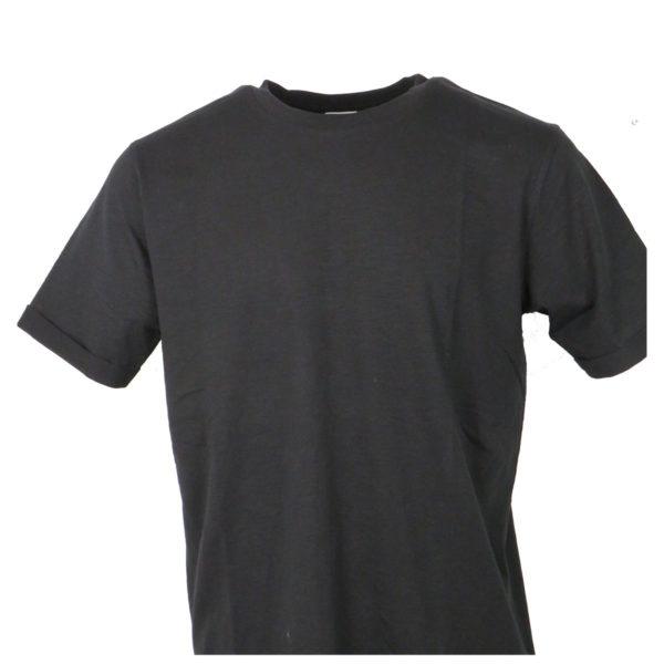 Gnious 28-300457 Ανδρικό Μπλουζάκι Μαύρο 9099 4