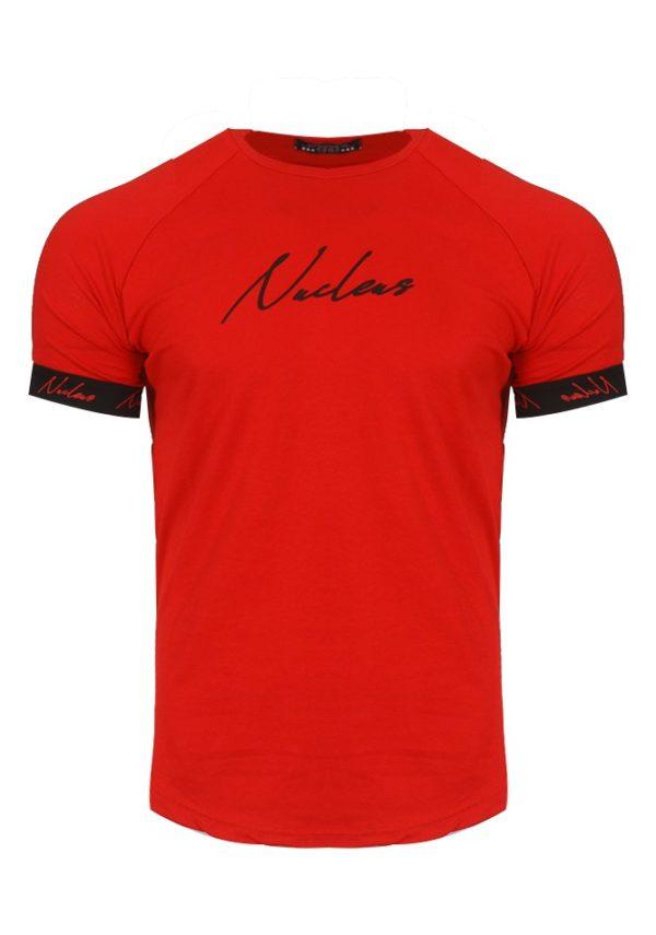 So-Fashion 79119 Ανδρικό Μπλουζάκι Κόκκινο 3
