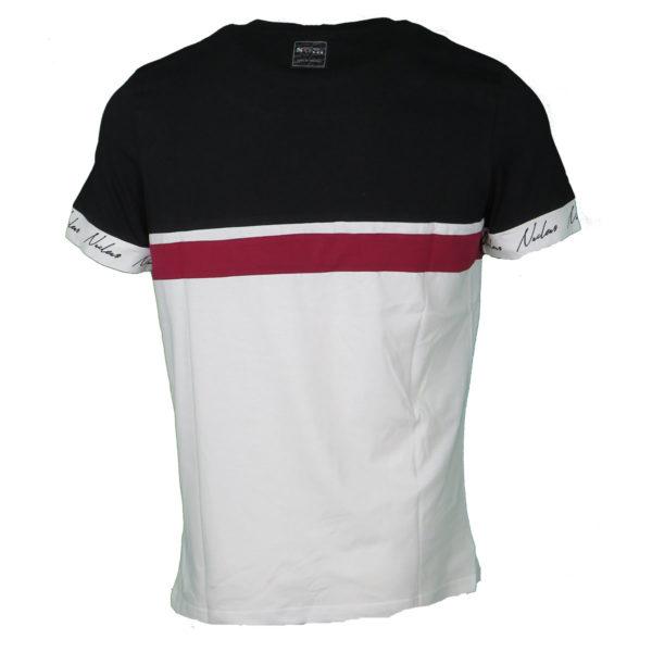 So Fashion 79124 Ανδρικό Μπλουζάκι Άσπρο 4