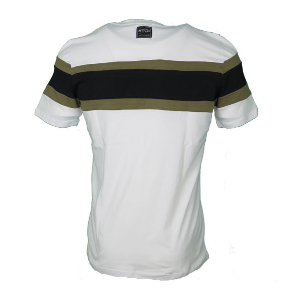 So Fashion 79118 Ανδρικό Μπλουζάκι Άσπρο 4