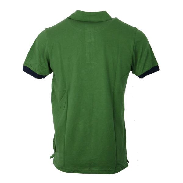 NEW YORK TAILORS 011.15.South Ανδρικό Μπλουζάκι Πράσινο 4