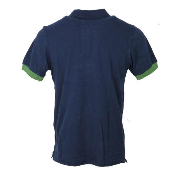 NEW YORK TAILORS 011.15.South Ανδρικό Μπλουζάκι Μπλέ 4