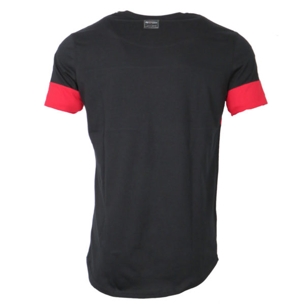 So Fashion 79130 Ανδρικό Μπλουζάκι Μαύρο 4