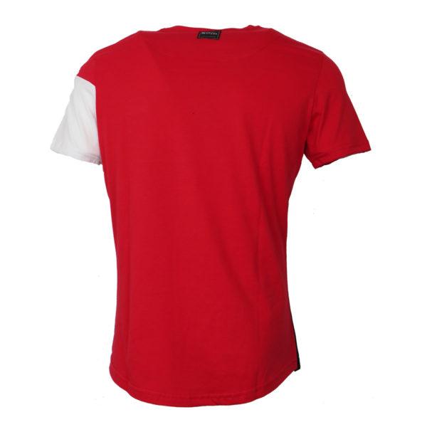 So Fashion 79136 Ανδρικό Μπλουζάκι Μπλέ 4