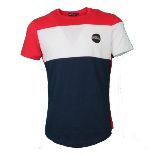So Fashion 79136 Ανδρικό Μπλουζάκι Μπλέ 5