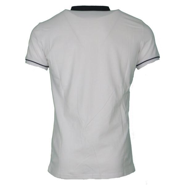 Privato A85147 Ανδρική Μπλούζα Λευκό 4