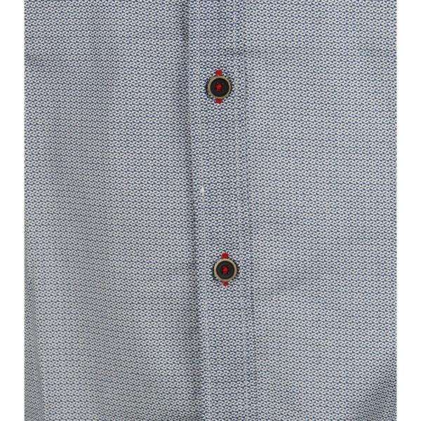 Brand's 804 Ανδρικό πουκάμισο Σιέλ 4