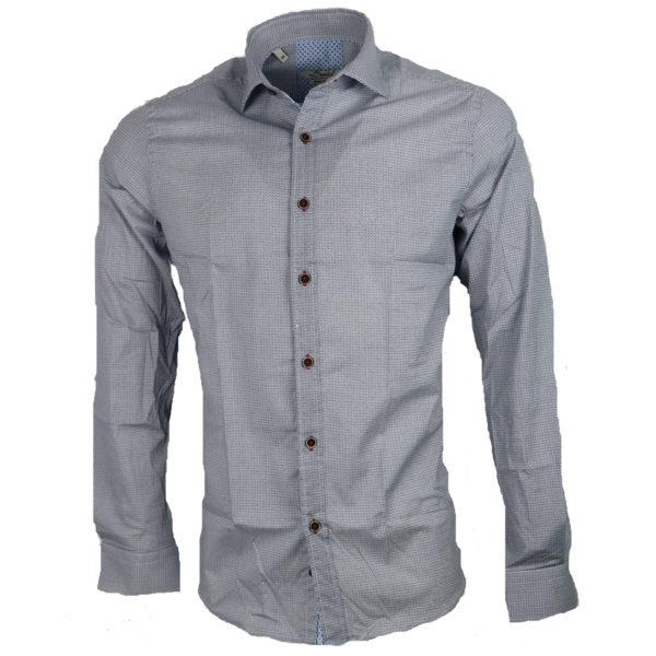 Brand's 804 Ανδρικό πουκάμισο Σιέλ 3